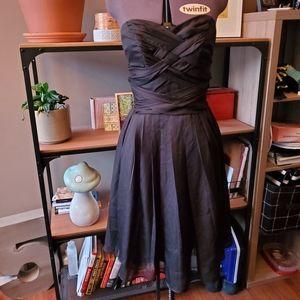 Ted Baker TB size 2 Black Cocktail Dress